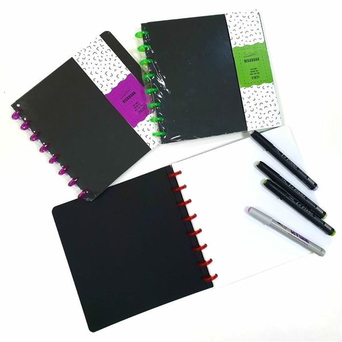 Diskbook 21×21 for markers |Дискбук для маркеров