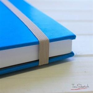 Aqua StArt 20x20, скетчбук для акварели,  25% хлопка/ Aqua StArt 20x20 sketchbook for watercolor, 25% cotton - фото 4675