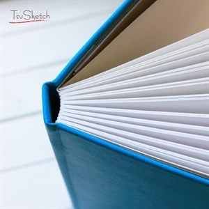 Aqua StArt 20x20, скетчбук для акварели,  25% хлопка/ Aqua StArt 20x20 sketchbook for watercolor, 25% cotton - фото 4677