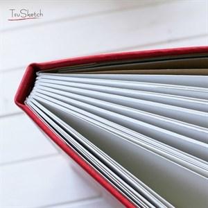 Aqua StArt A5, скетчбук для акварели,  25% хлопка / Aqua StArt A5 sketchbook for watercolor, 25% cotton - фото 4679