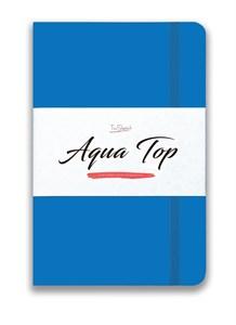 AquaTop A5, скетчбук для акварели, 100% хлопок/ AquaTop A5, sketchbook for watercolor,  100% cotton - фото 4737