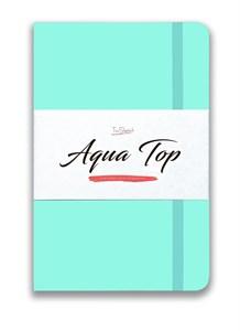 AquaTop A5, скетчбук для акварели, 100% хлопок/ AquaTop A5, sketchbook for watercolor,  100% cotton - фото 4739