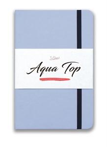 AquaTop A5, скетчбук для акварели, 100% хлопок/ AquaTop A5, sketchbook for watercolor,  100% cotton - фото 4740