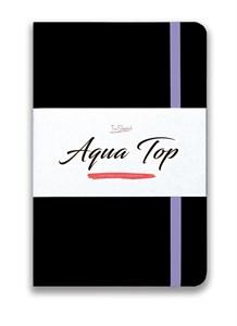 AquaTop A5, скетчбук для акварели, 100% хлопок/ AquaTop A5, sketchbook for watercolor,  100% cotton - фото 4745