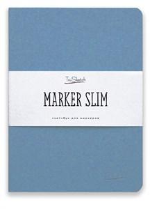 MarkerSlim A5,скетчбук для маркеров в мягкой обложке/ MarkerSlim A5 sketchbooks for markers in softcover. - фото 4785