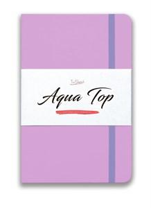 AquaTop A5, скетчбук для акварели, 100% хлопок/ AquaTop A5, sketchbook for watercolor,  100% cotton - фото 4865
