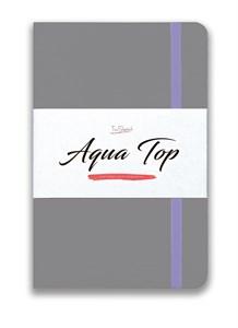 AquaTop A5, скетчбук для акварели, 100% хлопок/ AquaTop A5, sketchbook for watercolor,  100% cotton - фото 4866