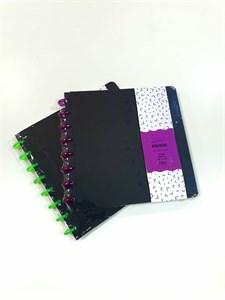 Diskbook 21×21 for watercolor / Для акварели (малый диаметр дисков) / 100% хлопок (cotton), 200гр./м2, Fin