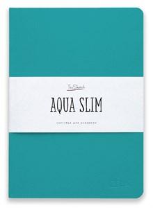 AquaSlim 17x24 , скетчбук для акварели, мягкая обложка, 25% хлопка/ AquaSlim 17x24, sketchbook  for watercolor, soft cover, 25% cotton - фото 5086