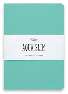 AquaSlim 17x24 , скетчбук для акварели, мягкая обложка, 25% хлопка/ AquaSlim 17x24, sketchbook  for watercolor, soft cover, 25% cotton - фото 5088