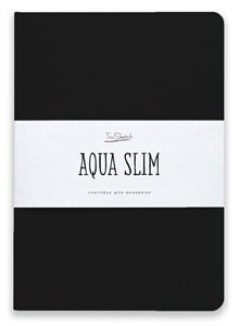 AquaSlim 17x24 , скетчбук для акварели, мягкая обложка, 25% хлопка/ AquaSlim 17x24, sketchbook  for watercolor, soft cover, 25% cotton - фото 5089