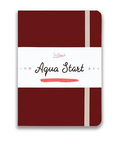 Aqua StArt A5, скетчбук для акварели,  25% хлопка / Aqua StArt A5 sketchbook for watercolor, 25% cotton - фото 5176