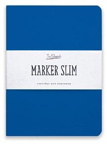 MarkerSlim A5,скетчбук для маркеров в мягкой обложке/ MarkerSlim A5 sketchbooks for markers in softcover. - фото 5187