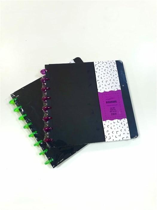 Diskbook 21×21 for watercolor / Для акварели (малый диаметр дисков) / 100% хлопок (cotton), 200гр./м2, Fin - фото 4938