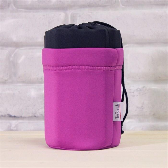 Marker Home пенал-мешочек для маркеров/Marker Home pencil bag for markers - фото 4947