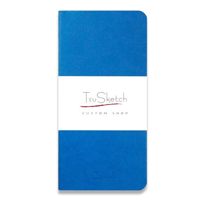MarkerSoft 10x17 , скетчбук для маркеров, мягкая обложка из экокожи /MarkerSoft 10x17, sketchbook for markers, eco-leather - фото 5311