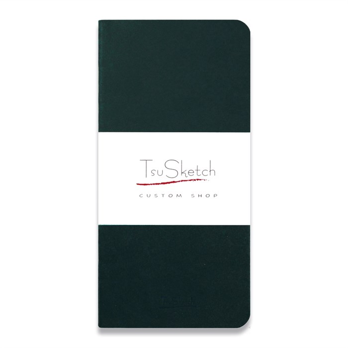 MarkerSoft 10x17 , скетчбук для маркеров, мягкая обложка из экокожи /MarkerSoft 10x17, sketchbook for markers, eco-leather - фото 5312