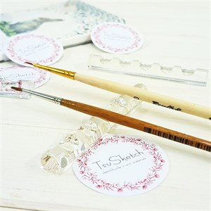 Подставка для кистей TsuSketch/  Brush Holder TsuSketch