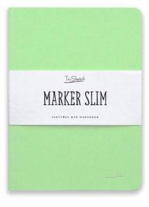 MarkerSlim A5,скетчбук для маркеров в мягкой обложке/ MarkerSlim A5 sketchbooks for markers in softcover. - фото 4789