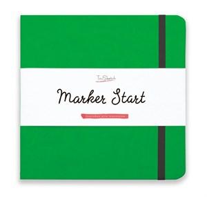 MarkerStArt 20х20, скетчбук для маркеров /MarkerStArt 20х20, sketchbook for markers - фото 4881