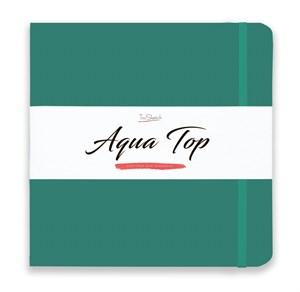 AquaTop 25x25, скетчбук для акварели, 100% хлопок/ AquaTop 25x25, sketchbook for watercolor,  100% cotton - фото 4915