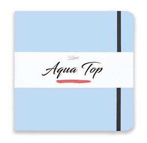 AquaTop 25x25, скетчбук для акварели, 100% хлопок/ AquaTop 25x25, sketchbook for watercolor,  100% cotton - фото 4917
