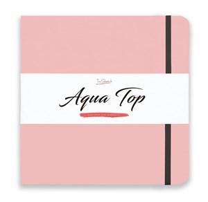 AquaTop 25x25, скетчбук для акварели, 100% хлопок/ AquaTop 25x25, sketchbook for watercolor,  100% cotton - фото 4918