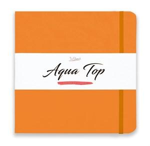 AquaTop 25x25, скетчбук для акварели, 100% хлопок/ AquaTop 25x25, sketchbook for watercolor,  100% cotton - фото 4919