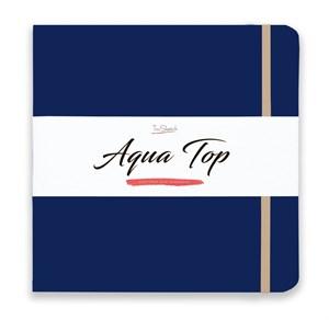 AquaTop 25x25, скетчбук для акварели, 100% хлопок/ AquaTop 25x25, sketchbook for watercolor,  100% cotton - фото 4923
