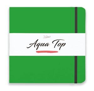 AquaTop 25x25, скетчбук для акварели, 100% хлопок/ AquaTop 25x25, sketchbook for watercolor,  100% cotton - фото 4924