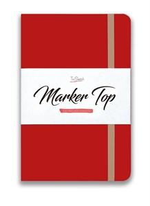 MarkerTop А5,  скетчбук для маркеров  (бумага не пропитывается маркерами насквозь)/ MarkerTop А5 sketchbook for markers (not soaked through with markers) - фото 5000