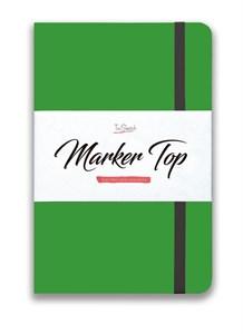 MarkerTop А5,  скетчбук для маркеров  (бумага не пропитывается маркерами насквозь)/ MarkerTop А5 sketchbook for markers (not soaked through with markers) - фото 5010