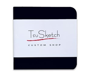AquaSoft 10x10,скетчбук для акварели,25% хлопка,мягкая обложка из экокожи /AquaSoft 10x10, sketchbook for watercolor, 25% cotton, eco-leather - фото 5099