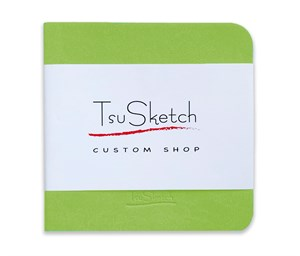 AquaSoft 10x10,скетчбук для акварели,25% хлопка,мягкая обложка из экокожи /AquaSoft 10x10, sketchbook for watercolor, 25% cotton, eco-leather