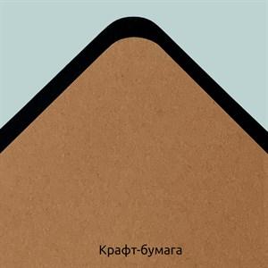 Блок для DiskBook из крафт-бумаги / Craft paper for DiskBook