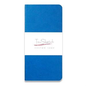 AquaSoft 10x20 , скетчбук для акварели, 25% хлопка , мягкая обложка из экокожи /AquaSoft 10x20, sketchbook for watercolor, 25% cotton, eco-leather - фото 5304