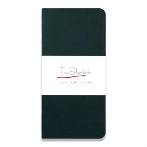 AquaSoft 10x17 , скетчбук для акварели, 25% хлопка , мягкая обложка из экокожи /AquaSoft 10x20, sketchbook for watercolor, 25% cotton, eco-leather - фото 5309