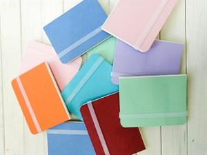 AquaSlim 13x10 , скетчбук для акварели, мягкая обложка, 25% хлопка/ AquaSlim 13x10, sketchbook  for watercolor, soft cover, 25% cotton