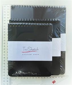 Скетчбук GraphicPad на пружине для Графики разных форматов - фото 5744